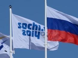 Российская сборная потеряла первое место вмедальном зачете зимней Олимпиады вСочи 2014 года