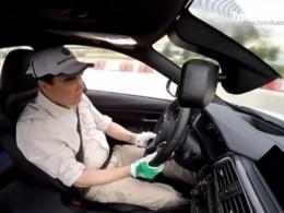 Туркменский президент подрифтовал нагоночных BMW M3