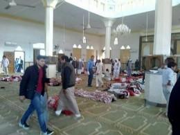 Президент Египта распорядился поставить мемориал впамять ожертвах пятничного теракта