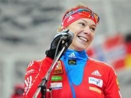 «Ясвою медаль отдавать несобираюсь!»— биатлонистка Зайцева орешениях МОК