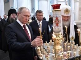 Владимир Путин посетит Архиерейский собор РПЦ