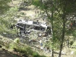 Опубликованы фотографии ДТП вТунисе, вкотором пострадали неменее50 человек