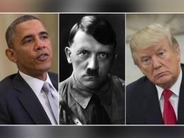 Барак Обама сравнил политику Дональда Трампа скурсом нацистской Германии