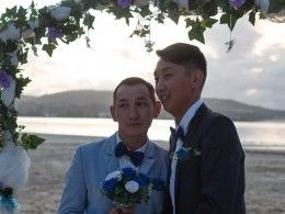 Смелые молодожёны изЯкутии выложили фотографии своей гей-свадьбы вInstagram