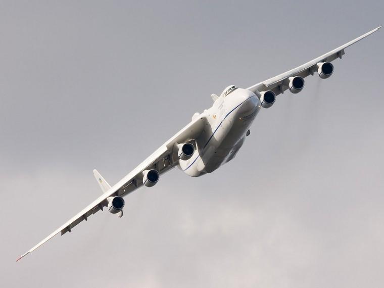 Китай передумал покупать украинский самолёт-гигант Ан-225