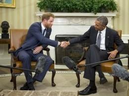Барак Обама дал откровенное интервью принцу Гарри