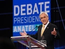 Экс-президент Чили лидирует порезультатам второго тура выборов