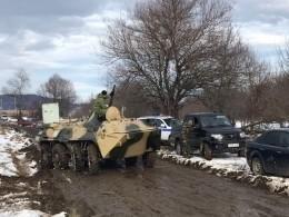 Появились фотографии изКарачаево-Черкесии, где ликвидировали боевиков