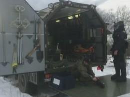НАК обнародовал видео изКарачаево-Черкесии, где были разгромлены боевики