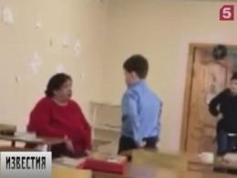 Вгороде Волжский педагог выпорола пятиклассника егоже ремнём