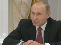 Владимир Путин: России невсё равно, куда убегуттеррористы изСирии