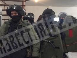 Силовики пошли назадержание стрелка изфабрики «Меньшевик»