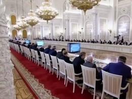 Необходимо использовать нетолько зерновые интервенции, ноидругие механизмы поддержки сельского хозяйства— Путин