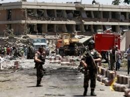 Число погибших при взрыве вКабуле увеличилось дотринадцати