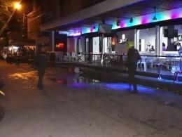 Более 30 человек получили ранения при взрыве гранаты вночном клубе вКолумбии