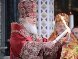 Патриарх Кирилл попросил овоцарении мира напросторах исторической Руси