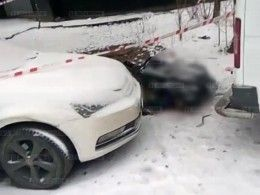 Пятый канал публикует видео сместа убийства исамоубийства вЗеленограде