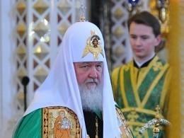 Патриарх Кирилл вРождество посетит бездомных