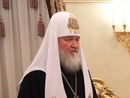 Патриарх Кирилл осудил «войну» сналичными
