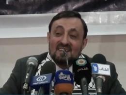 Один излидеров ХАМАС нечаянно выстрелил себе вголову