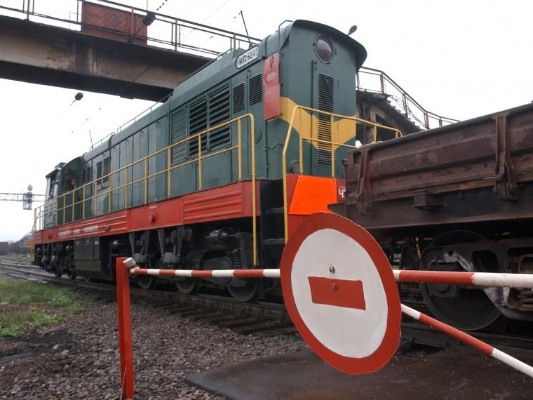 ВБелгородскую область пришел заминированный поезд сУкраины
