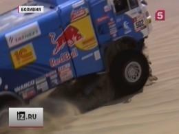 Наралли «Дакар» стартует седьмой этап соревнований
