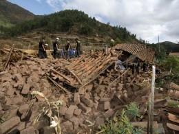 Землетрясение вПеру унесло жизни двух человек