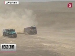 Первая победа россиян наДакаре— 2018