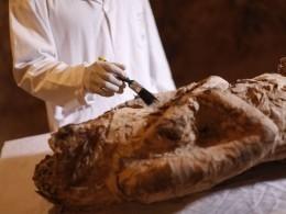 Британские ученые раскрыли вековую тайну братьев-мумий