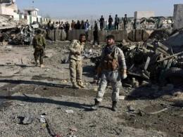 ВКабуле спецназ освобождает последний этаж захваченного террористами отеля