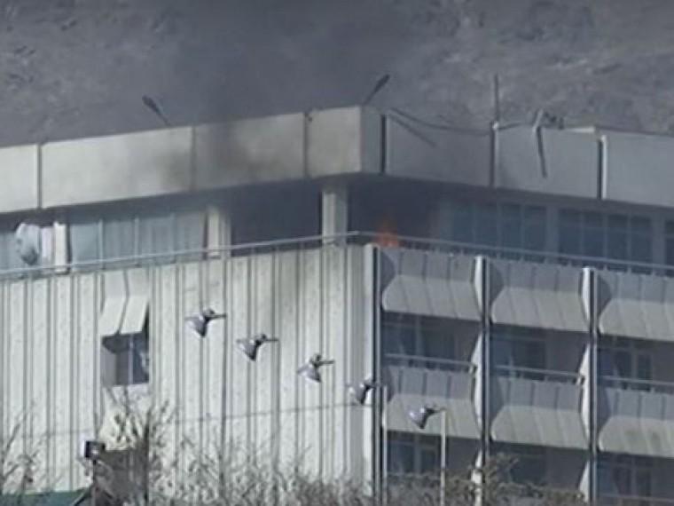 Киевотреагировал нагибель своих граждан при нападении наотель вКабуле