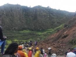 13 человек погибли при падении автобуса впропасть вКолумбии