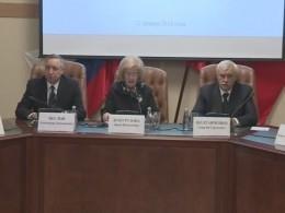 Губернатор иполпред президента встретились счленами Общественной палаты Санкт-Петербурга