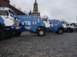 Владимир Путин поздравил экипаж «КАМАЗ-мастер» сочередной победой на«Дакаре»