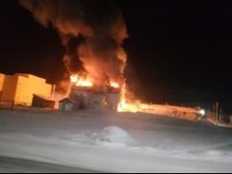 ВЯкутии пожар вкотельной унес жизнь работника иоставил без тепла130 домов