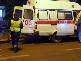 Лихая «семерка» протаранила микроавтобус под Воронежем— есть погибшие