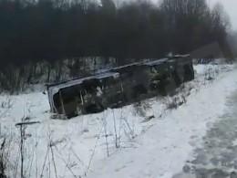Пятый канал публикует список пострадавших всерьезном ДТП савтобусом под Псковом