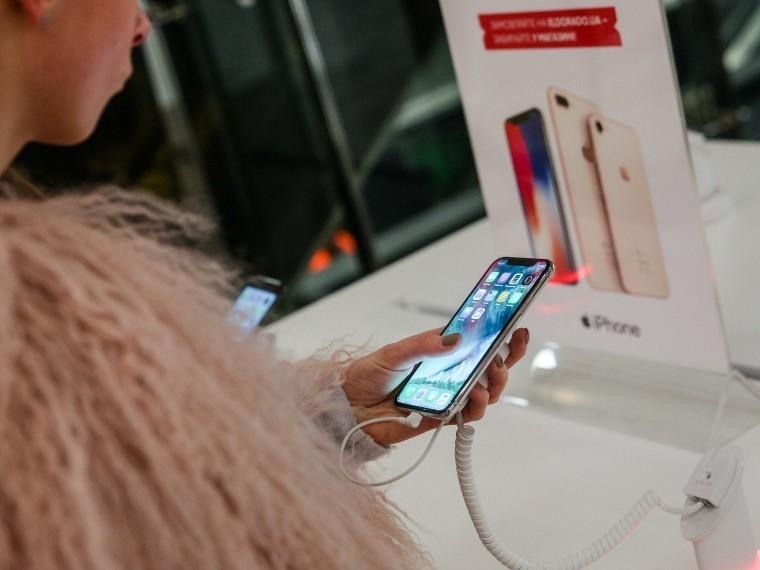 Из-за спадапродаж Applе сократит производство «сенсационного» iPhone Xвдвое