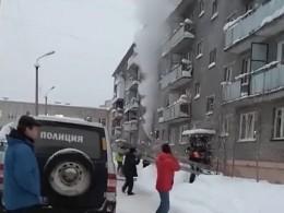 После пожара вмногоквартирном доме вМурманской области госпитализированы5 человек