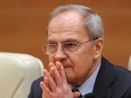 Совет Федерации вновь назначил Валерия Зорькина председателем Конституционного суда России