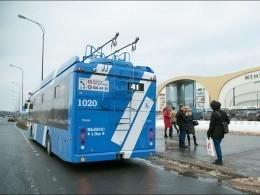 ВПетербурге электробусы пойдут поеще одному маршруту