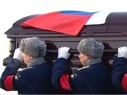 ВВоронеже похоронили лётчика Романа Филипова