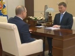 Глава «Алросы»рассказал Путину оперспективах компании