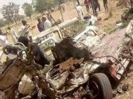 ВжуткомДТП вНигерии погибло22 школьника ичетверо учителей