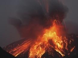 Учёные: Извержение супервулкана сотрёт Японию слица земли