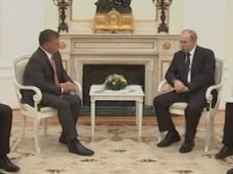 Владимир Путин встретился скоролём Иордании Абдаллой II, находящимся вРФсофициальным визитом