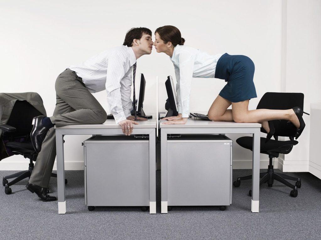 Секс наработе: ЗаиПротив