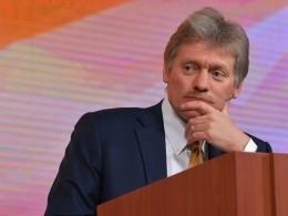 Песков отверг обвинения Белого дома опричастности России ккибератакам вируса NotPetya