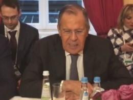 Лавров провел встречу вгенсеком ОБСЕ Гремингером