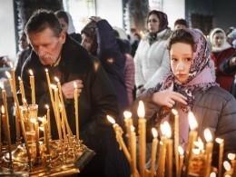 Православные завершают масленицу Прощёным воскресеньем